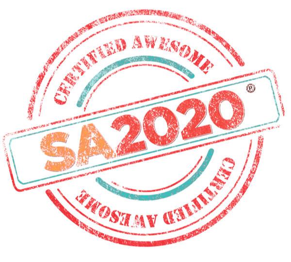 SA 2020 Certified Awesome