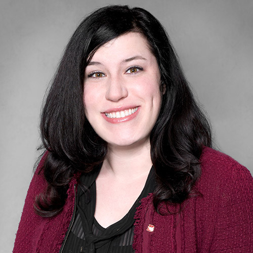 Ms. Alexandra Wood, MBA