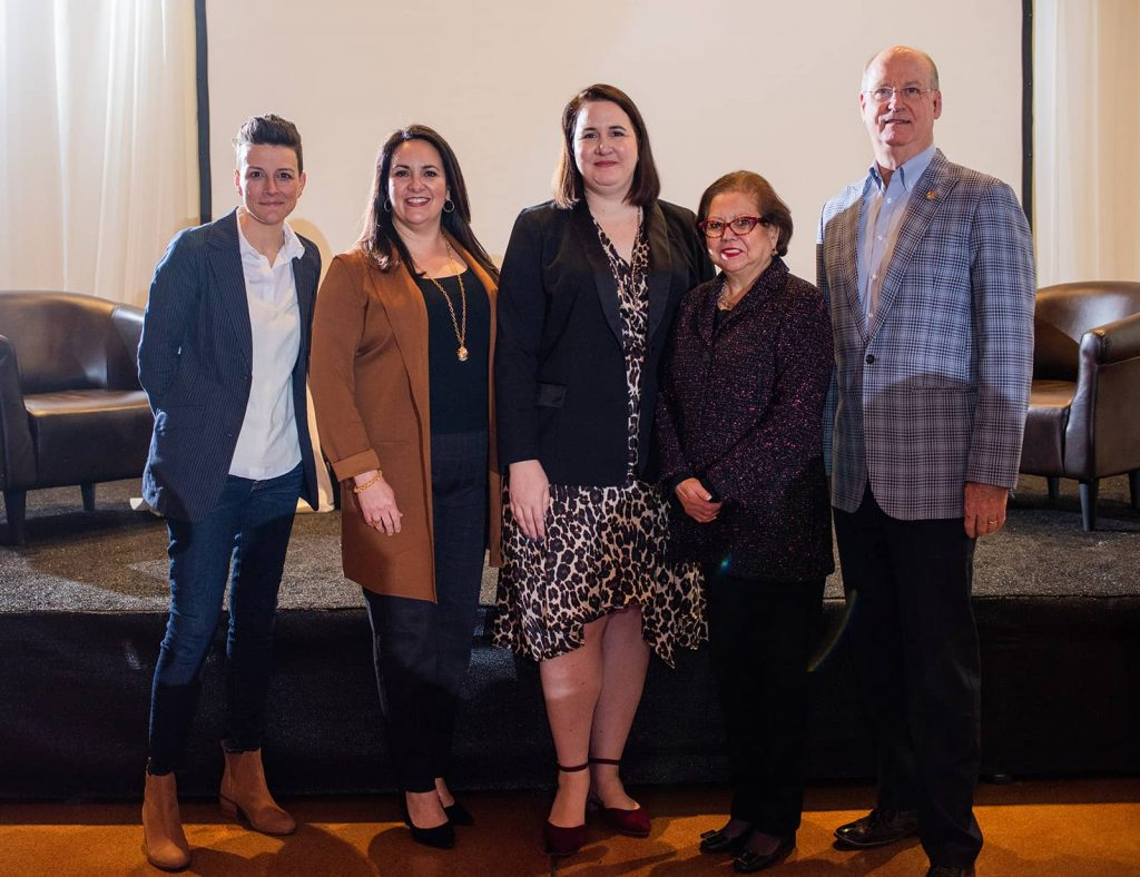 Champions for Education Breakfast Panel 2020